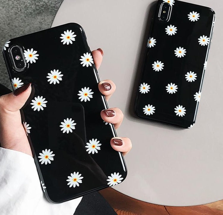 Daisy Flowers Cases For iPhone