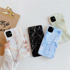 Luxury Marble Case For iPhone
