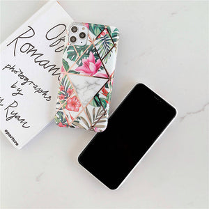 Vintage Flower Cases For iphone