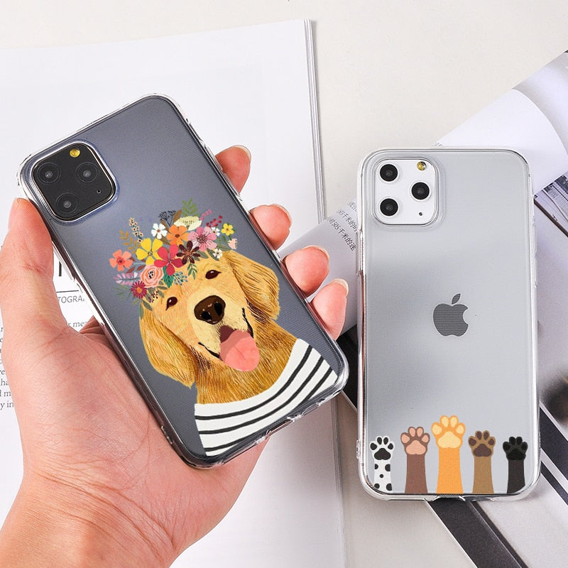 Funny Dog Case For iPhone