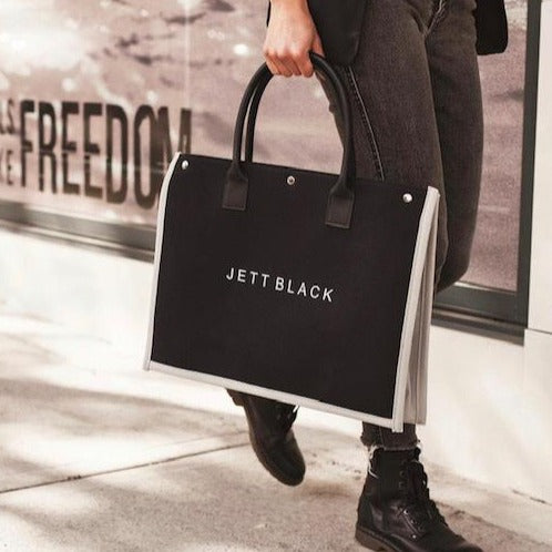 Jetset Carry All Tote Bag
