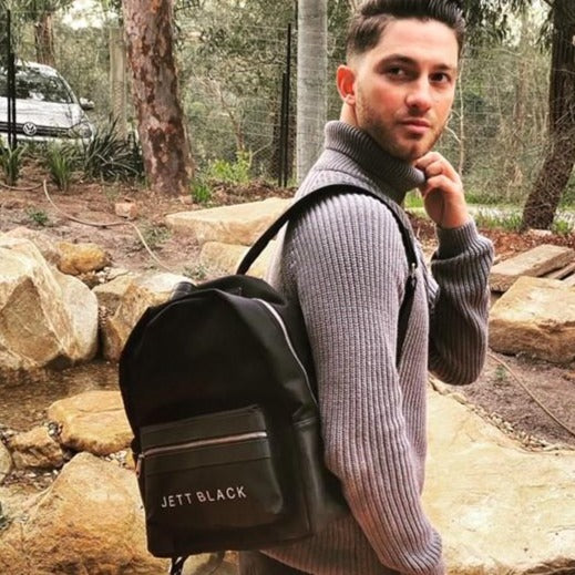 Jett Sport Back Pack with Laptop Compartment