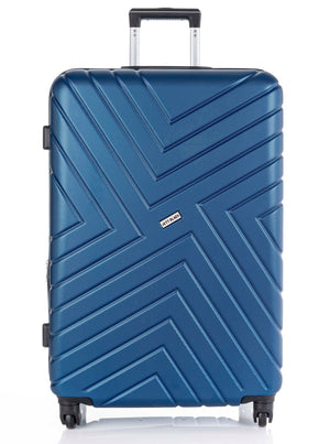 "Midnight Maze Series 28"" Large Suitcase"