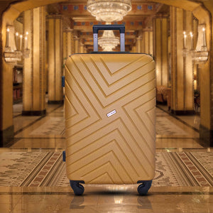 Sahara Maze Series Medium Suitcase