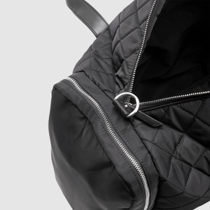 The London Quilted Duffle Bag