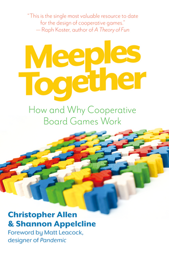 Essen Bundle: Meeples Together + FREE Things We Think About Games