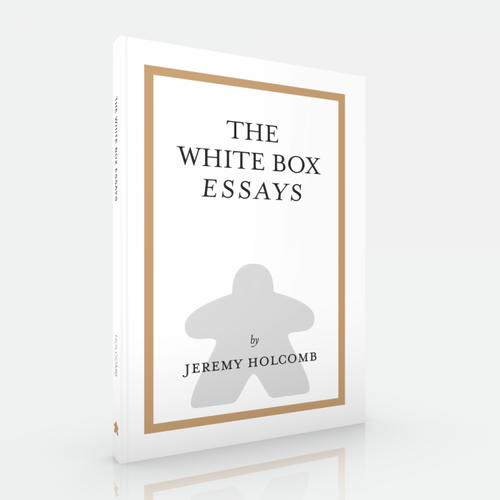 White Box Essays (Audiobook Only)