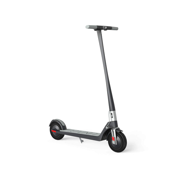 Unagi Scooter Matte Black 03