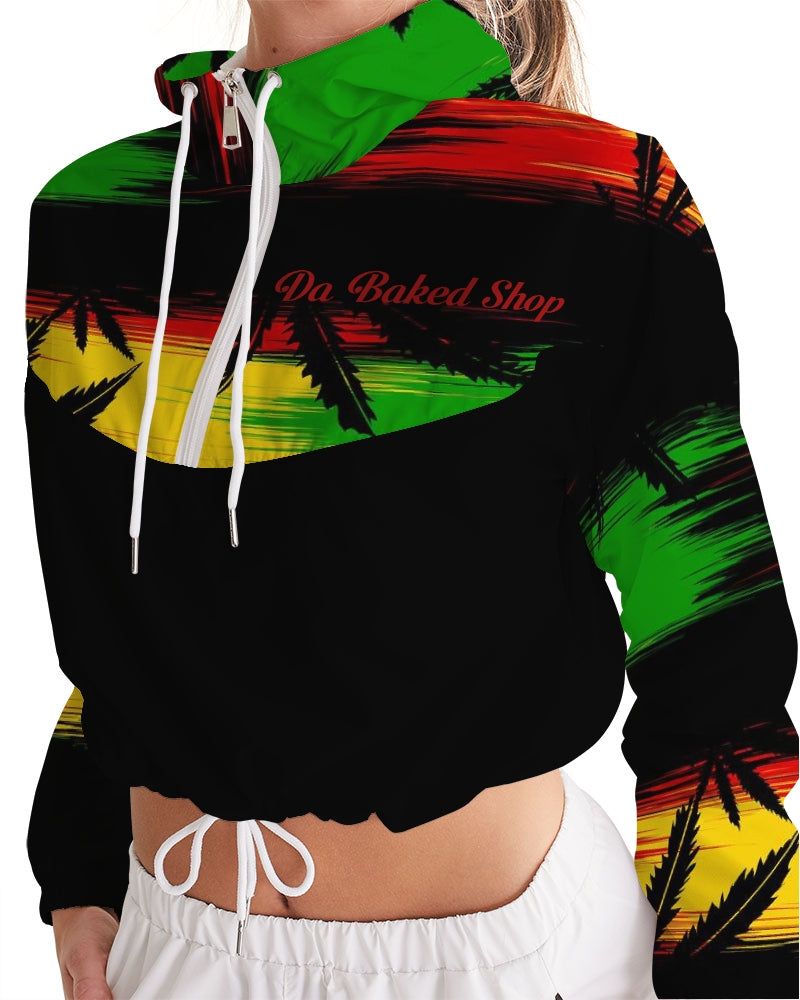 Good Riddims Chicks Windbreaker