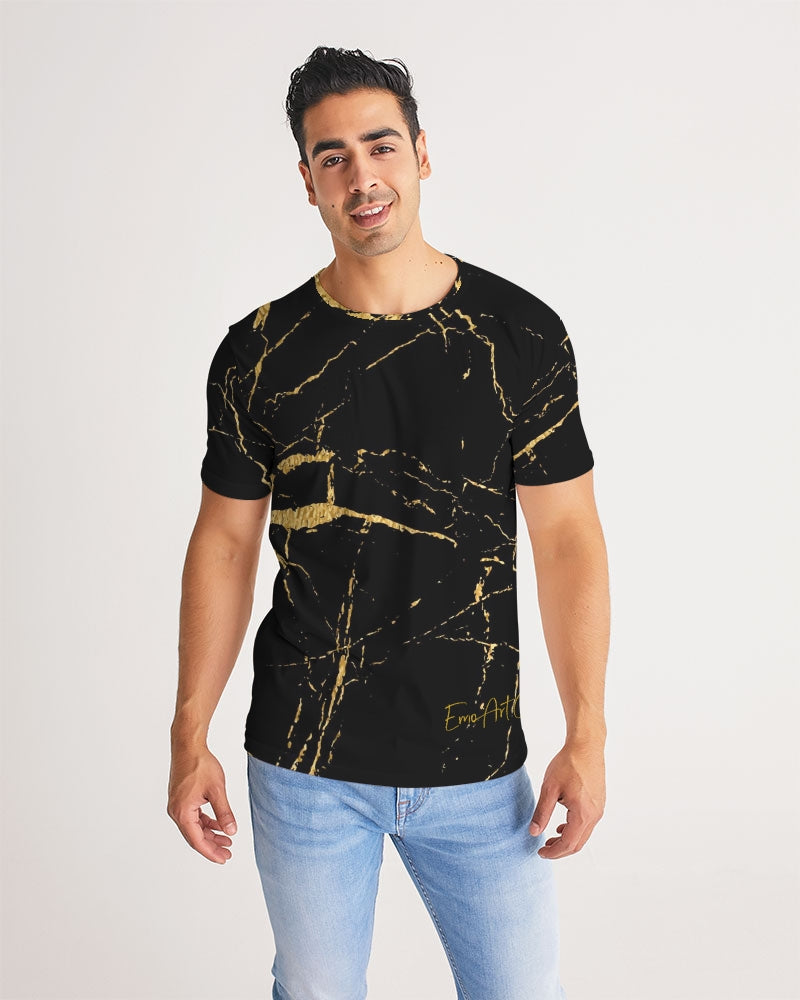 Black & Gold Men's Tee