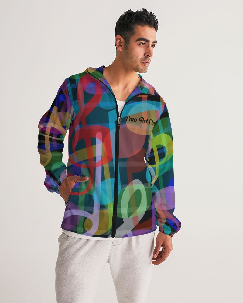 Music Lover Windbreaker