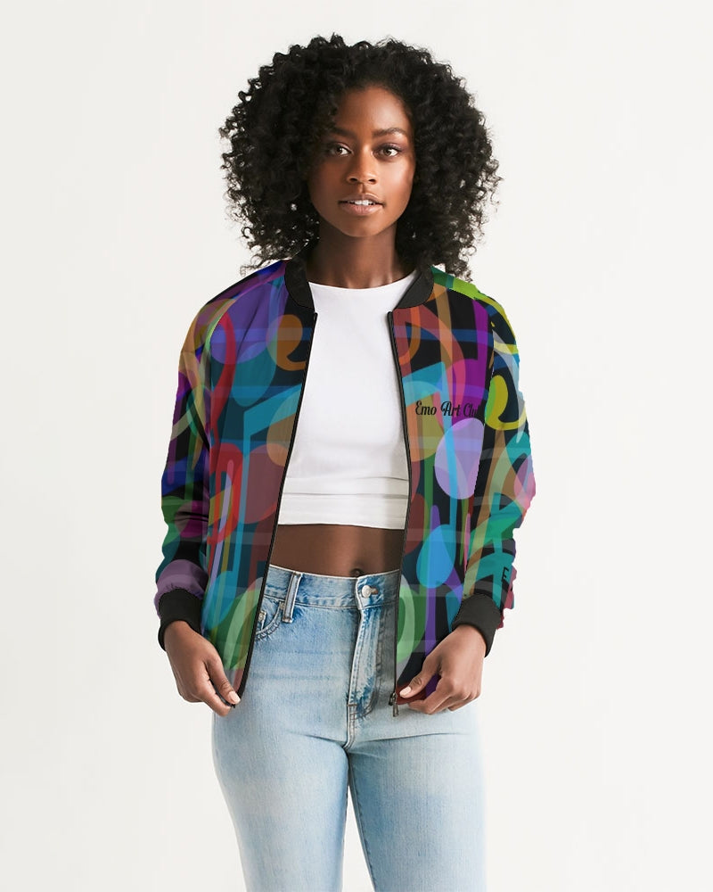 Music Lover Ladies Jacket