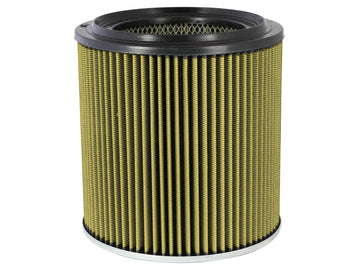 aFe ProHDuty Air Filters OER PG7 A/F HD PG7 RC: 12.03OD x 7.69ID x 12.50H