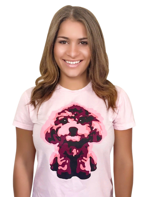 Women's Toy Poodle T-Shirt
