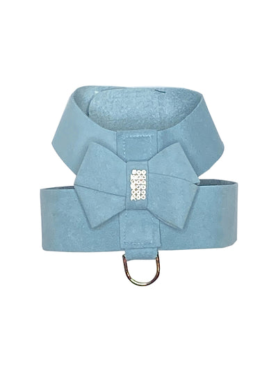 Hollywood Bow Dog Harness, Blue Horizon