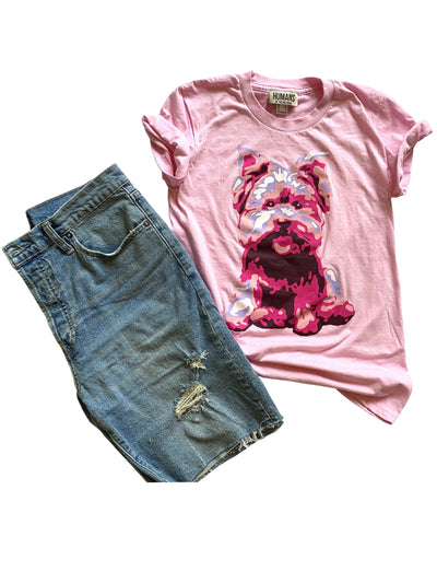 Women's Yorkie T-Shirt