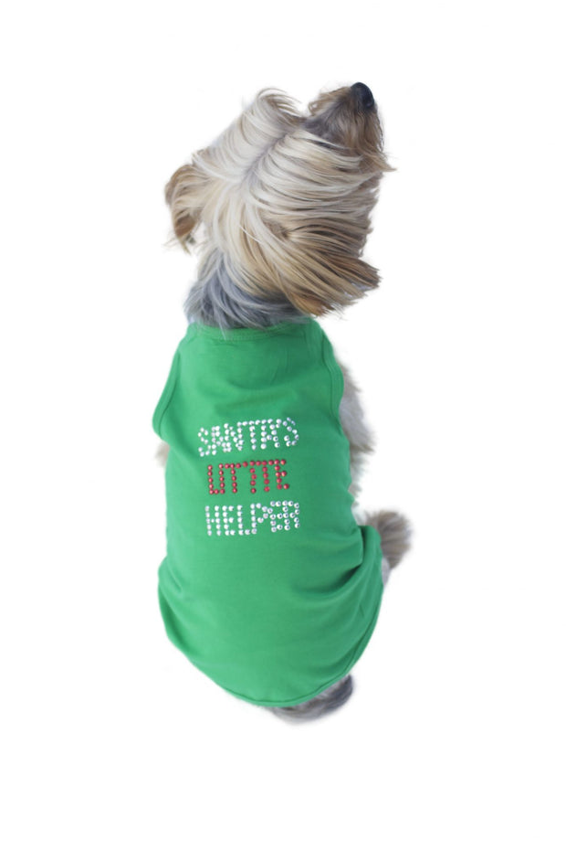 Santa's Little Helper Tank