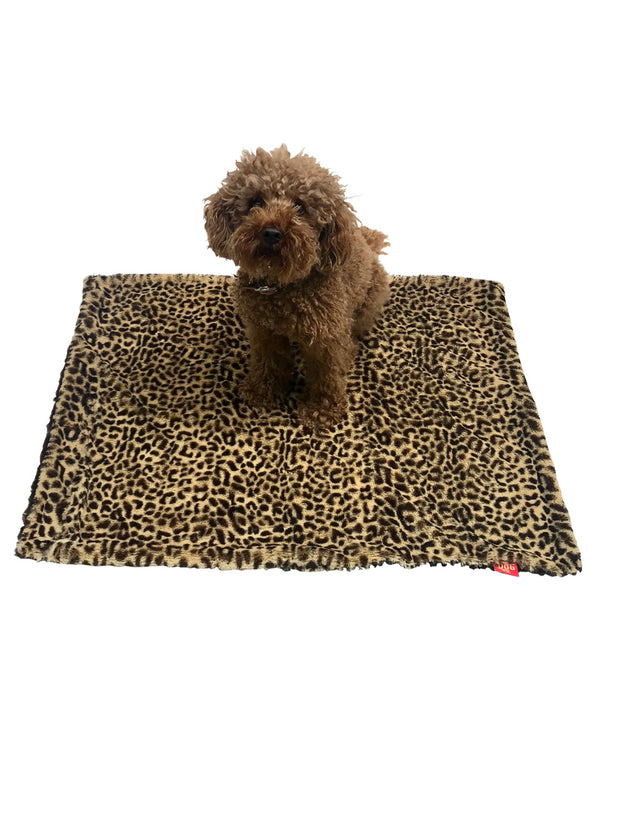 Large Blanket, Cheetah