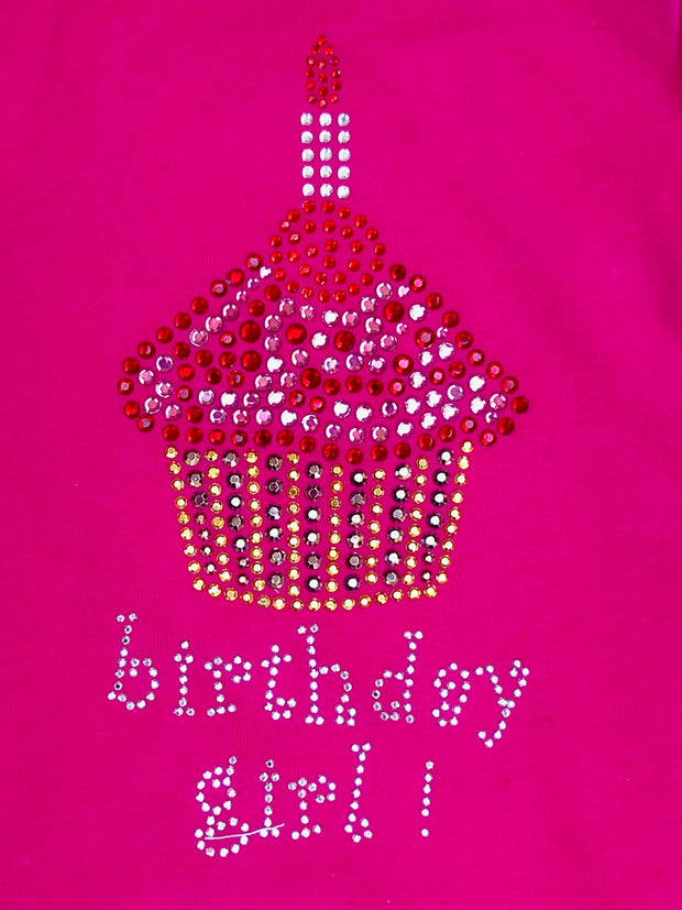 Birthday Girl Cupcake Dress