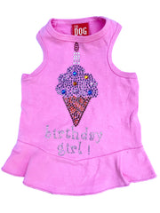 Birthday Girl Ice Cream Dress