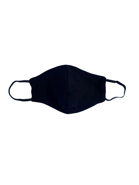 Humans Face mask, Black Cotton