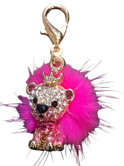 King Doggie Collar Charm