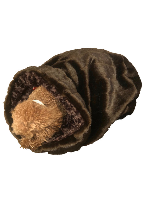 Cozy, Brown Mink