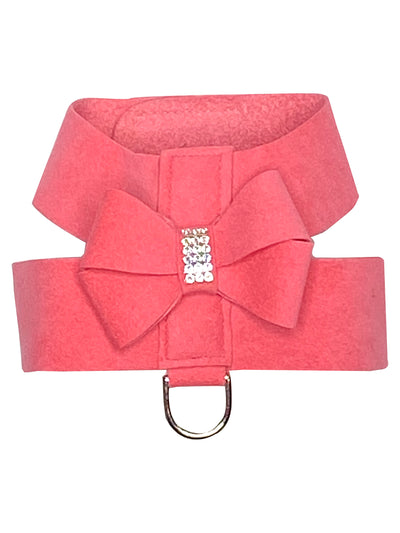 Hollywood Bow Dog Harness, Bubblegum Pink