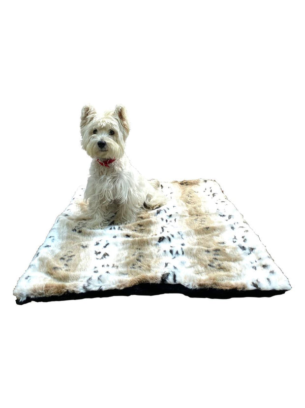 Magic Mat, Snow Linx Plush, 2 SIZES!