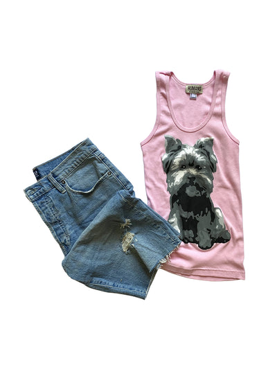 Women's Yorkie Tank Top