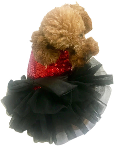 Red Vixen Tutu Dress
