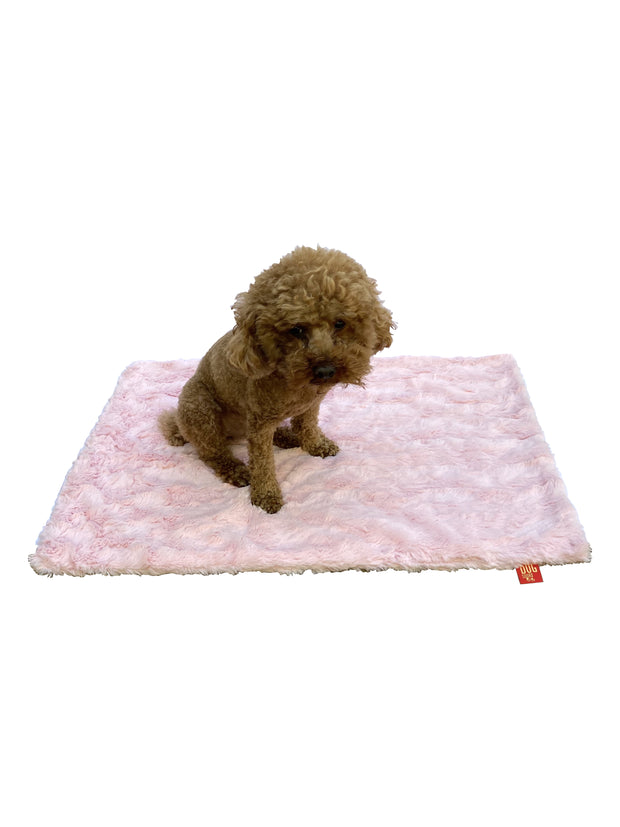 Blanket, Bella Light Pink