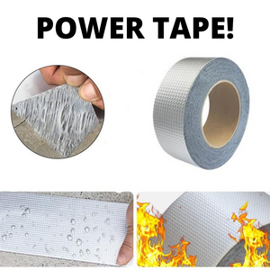Power Tape - De sterkste tape die er is!