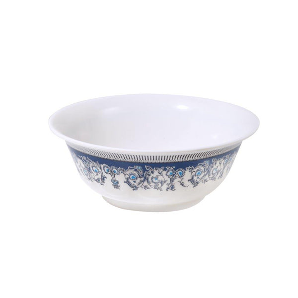 Melamine Serveware Dinnerware Rice & Soup Bowl French Blue 6 inch