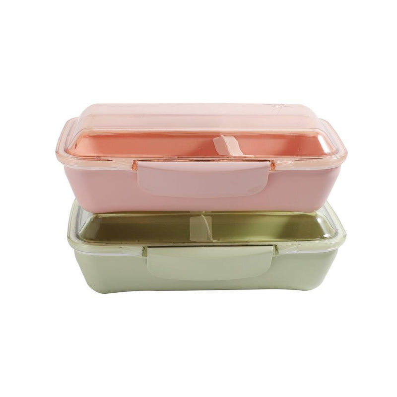 Plastic ReUsable Kids Meal and Office Lunchbox