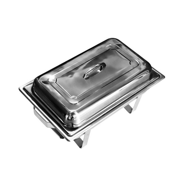 Square Chafing Dish with 2 Burner