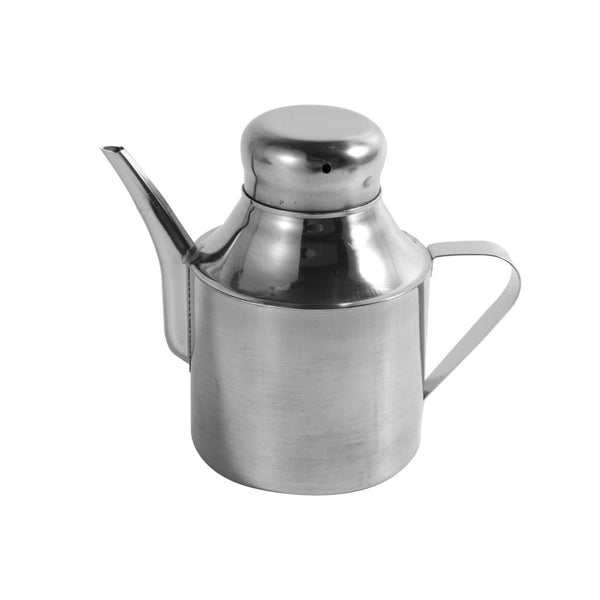 Stainless Steel Oil Can 32 Oz