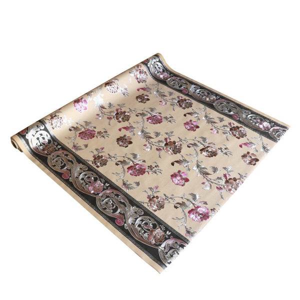 1m x 1.37m Floral Dining Table Roll