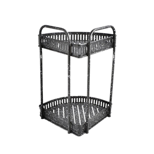 2 Tier Marble Shower Caddy 23.5*41 cm