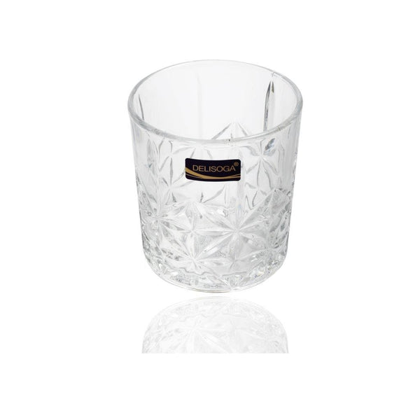 Drinking Glass Tumblers Set of 6 Pcs 340 ml