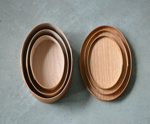 OVAL BOX #1 to #4