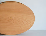 OVAL BOX / CHERRY / #10