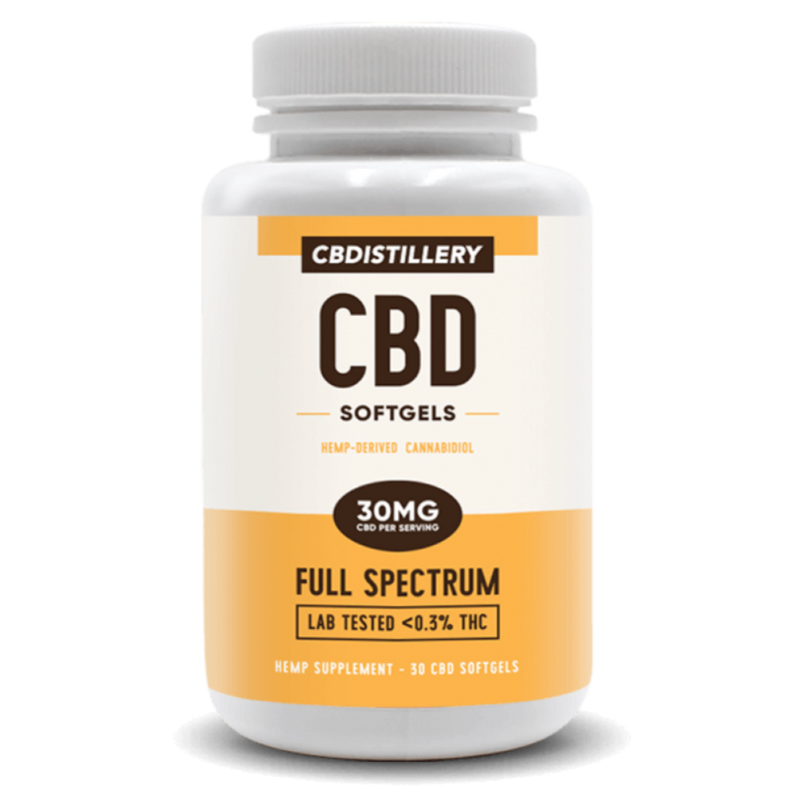 cbd softgel capsules 900mg cibadol full spectrum