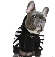 Sweat à capuche Woof
