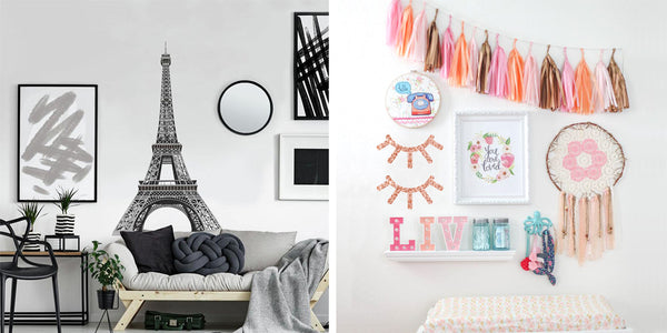 Gallery Wall Decals
