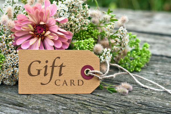 Gift Card house Warming Gift