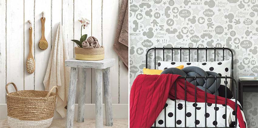 Makeover A Room With Peel And Stick Wallpaper
