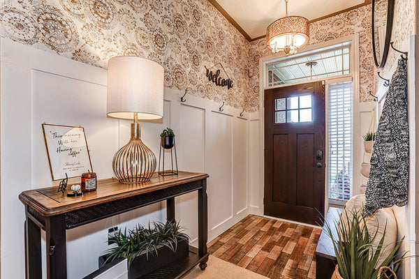 lift and brighten an entryway with peel and stick wallpaper c7bba6c8 93ea 40dc 8e0c 51b7876526bf grande