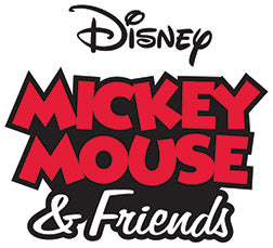 Mickey and Friends logo