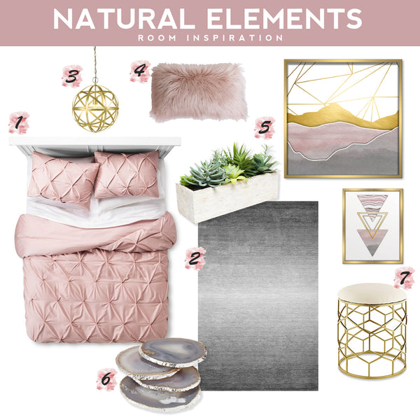 Natural Elements Inspiration